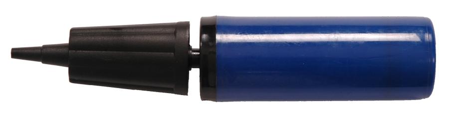 Ruční pumpička modro-černá