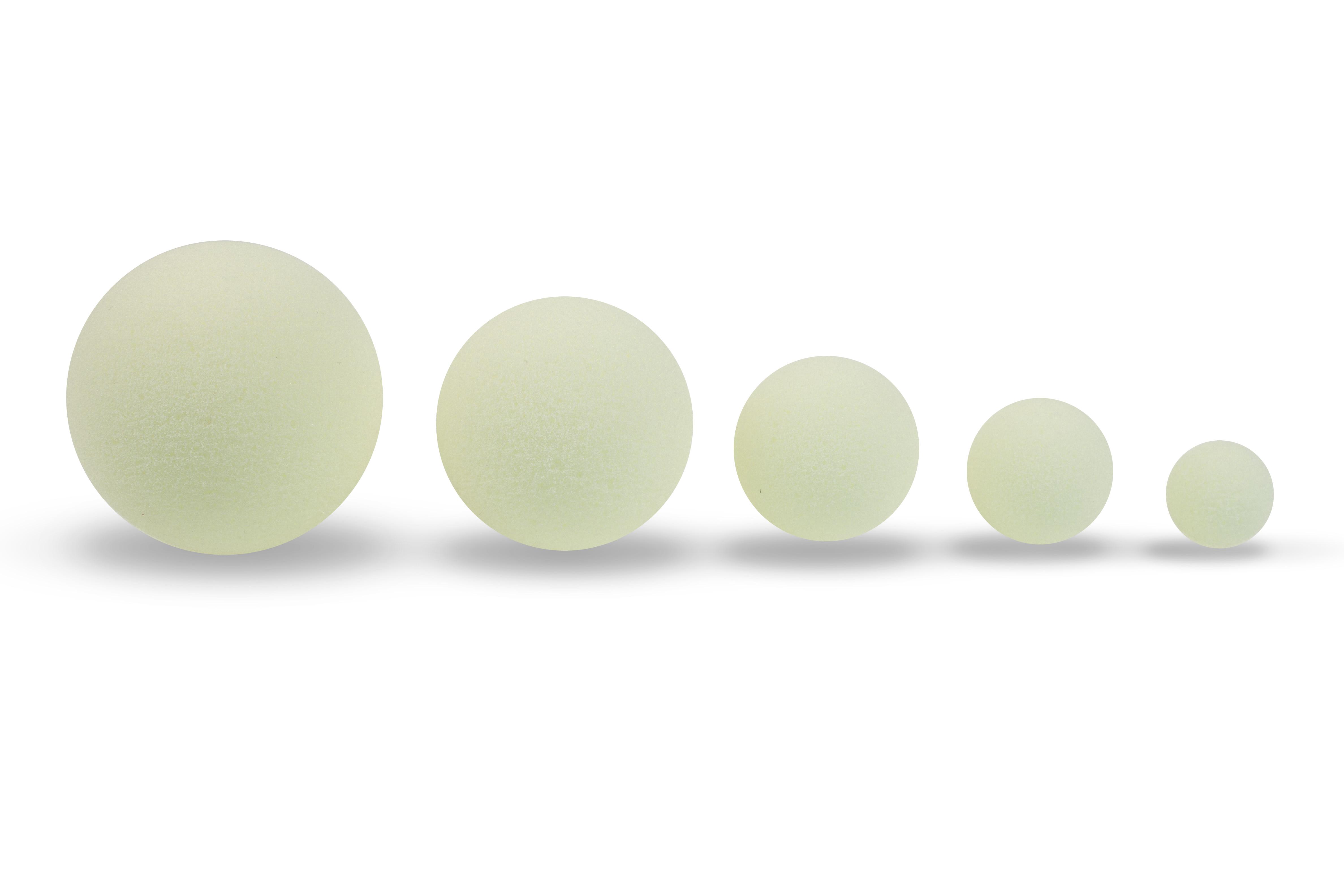 Molitanový míček M4 průměr 4 cm barva: min. 10 ks