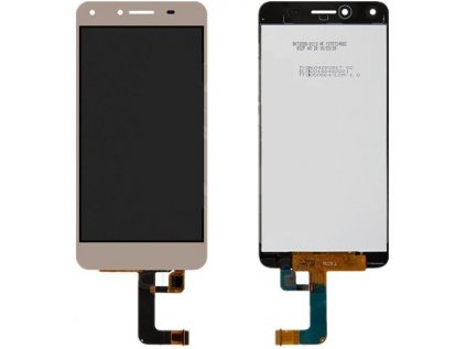 y5 2 gold lcd