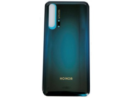 back cover for Honor 20 Pro blue green