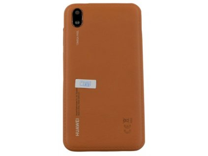 back cover for Huawei Y5 2019 brown