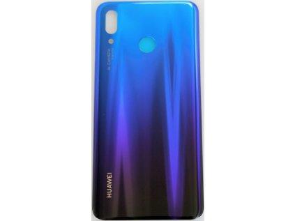 back cover for Huawei Nova 3 purple