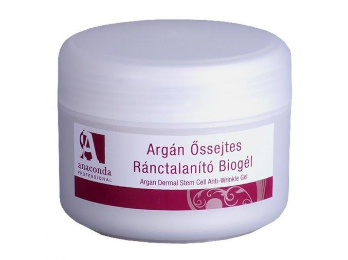 Vodivý arganový biogel s kmenovými buňkami Anaconda 250ml