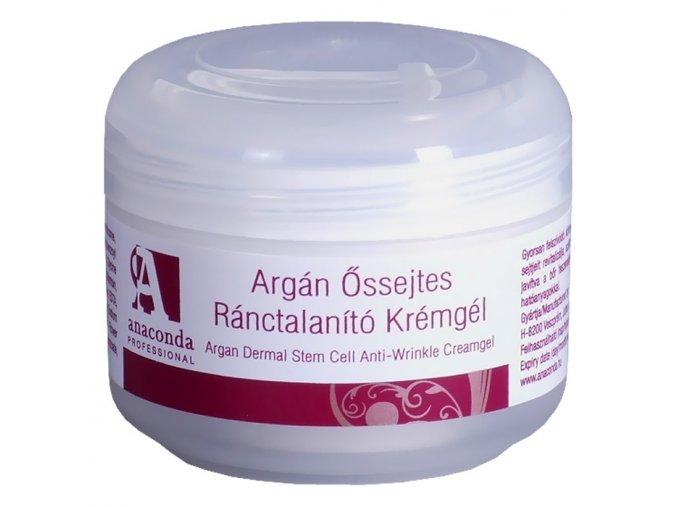 Arganový krémový gel s  kmenovými buňkami Anaconda 50ml