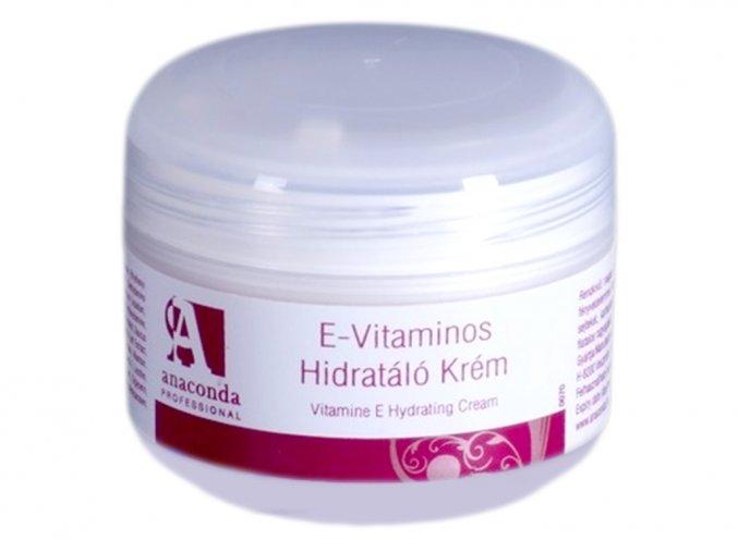 Hydratační krém s vitamínem E 50ml