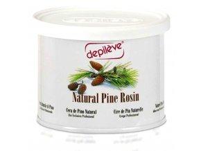 Depilační vosk přírodní Depilève (plechovka) 400g
