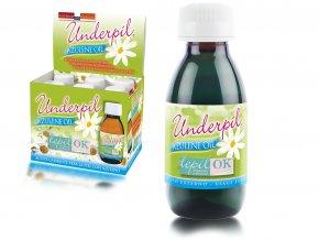 Zklidňující olej po depilaci Azulen Underpil 125ml - naprosto přírodní