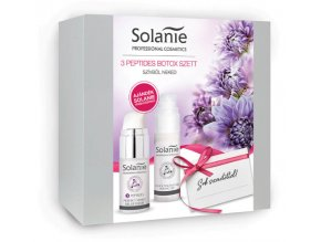 Solanie 3Peptide Botox set - se spoustou lásky