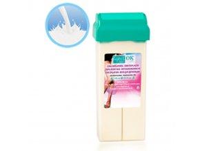 Depilační vosk s mléčnými proteiny 100g Roll on