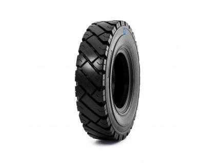 Vzdušnicová pneumatika SOLIDEAL 4.00-8/10 PR ED PLUS AIR 550 (komplet)