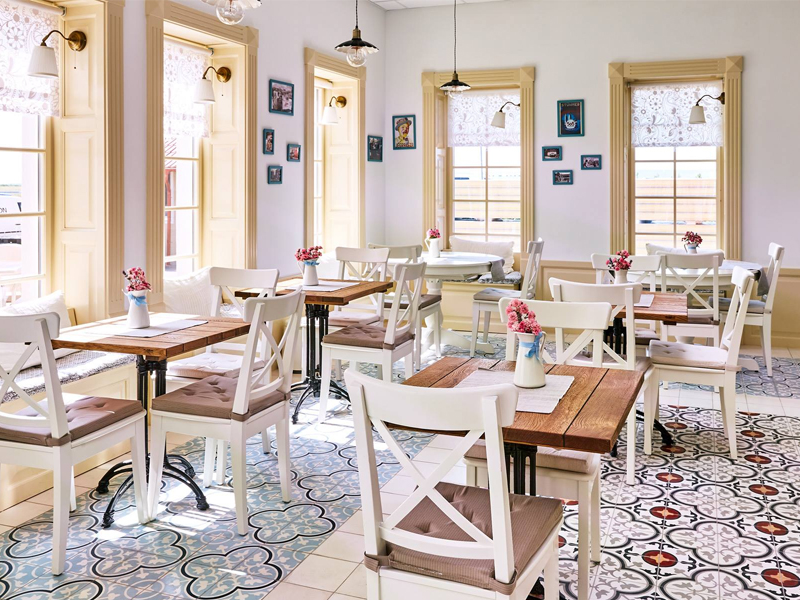 dlazba-cementova-podlaha-restaurace