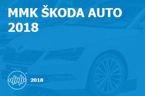 MMK ŠKODA AUTO 2018