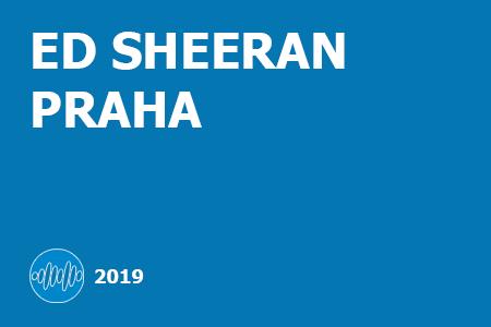 ED SHEERAN PRAHA
