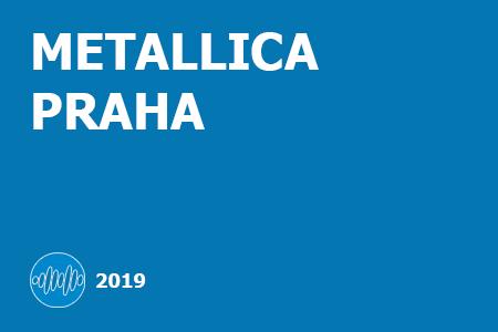 METALLICA PRAHA 2019