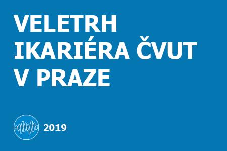 Veletrh iKariéra ČVUT v Praze