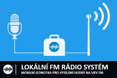LOKÁLNÍ FM RÁDIO SYSTÉM
