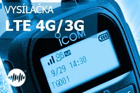 ICOM IP501H - VYSÍLAČKA LTE 4G/3G