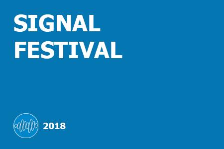 SIGNAL FESTIVAL PRAHA 2018