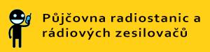 Půjčovna vysílaček a rádiových zesilovačů signálu
