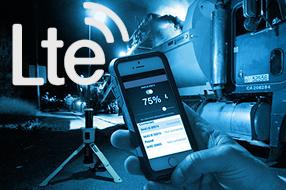 Vysílačka v mobilu - síť 3G/4G LTE