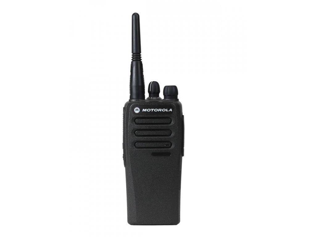 Motorola DP1400 UHF 403-470 MHz 16 kanálů 4W ANALOG