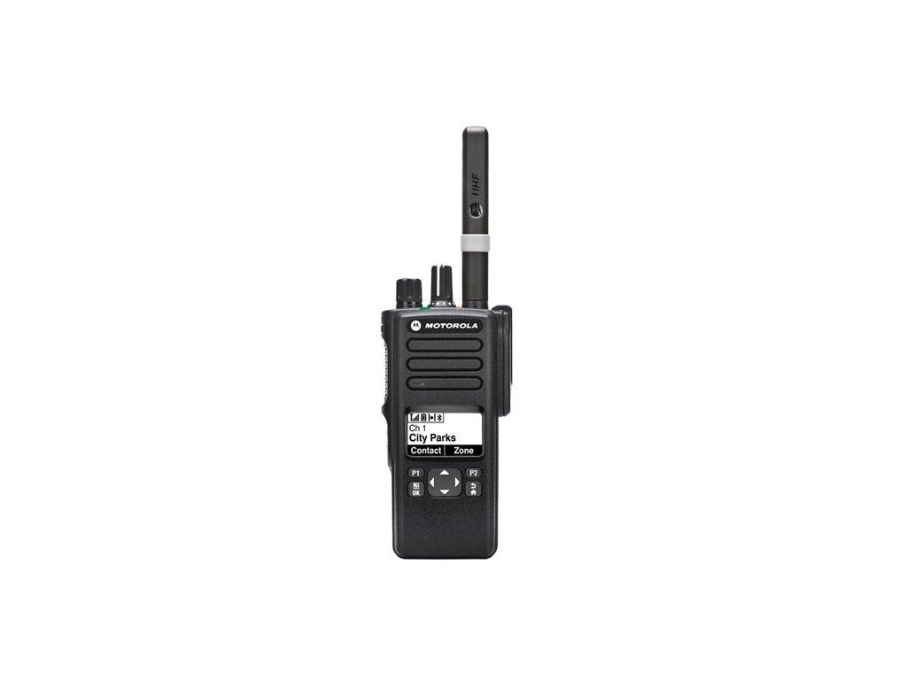 MDH56RDQ9VA1AN Motorola DP4600E UHF 403-527MHz 4W