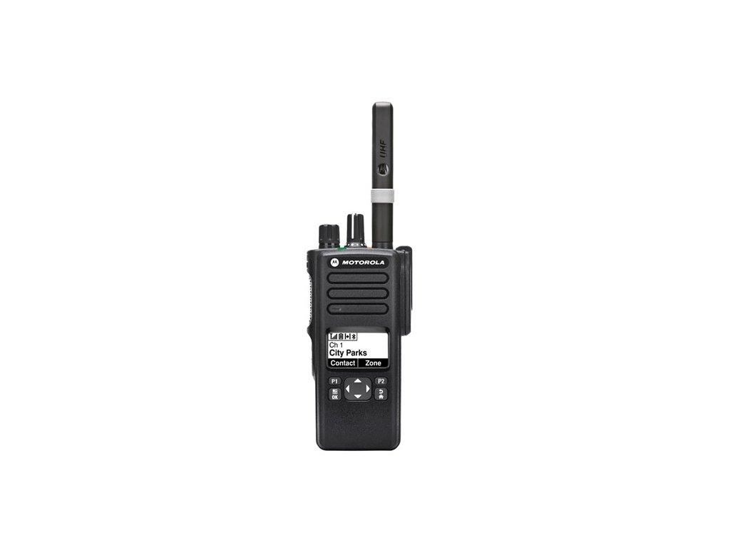 MDH56RDQ9RA1AN Motorola DP4601E UHF 403-527MHz 5W GPS Bluetooth Wi-Fi