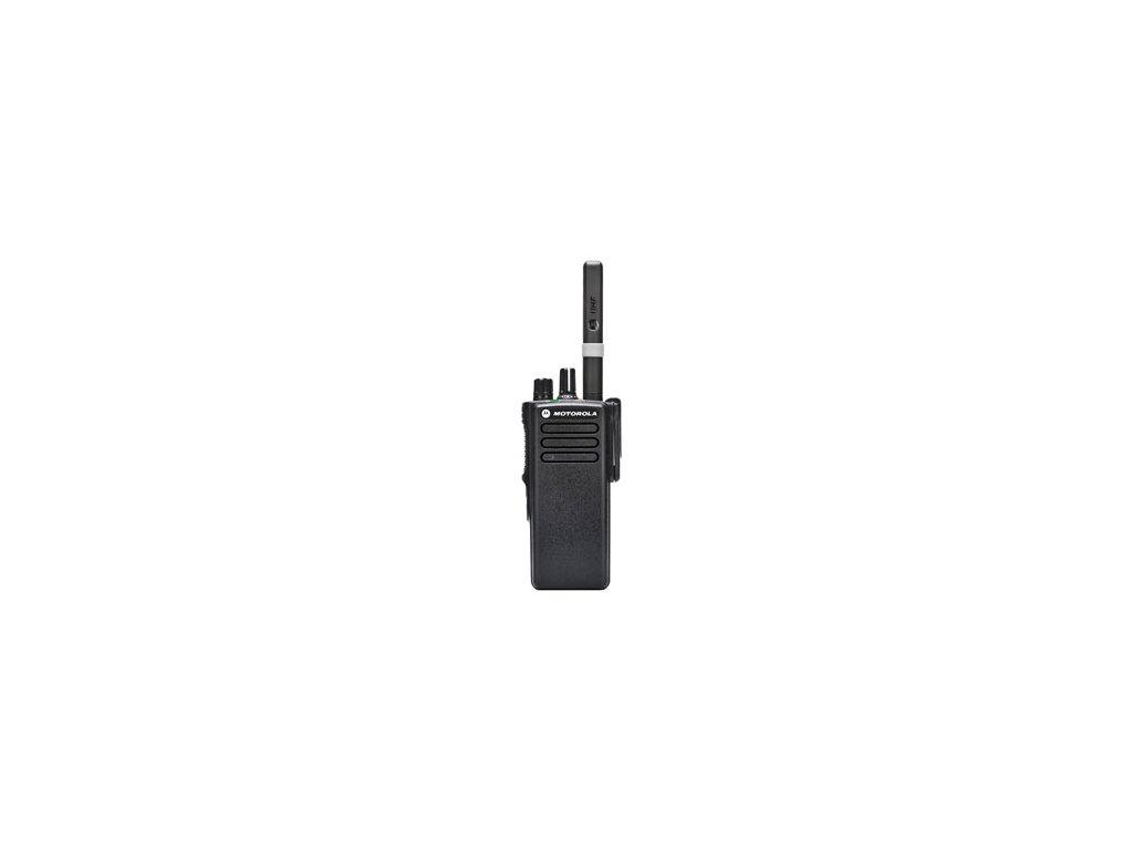 MDH56RDC9VA1AN Motorola DP4400E UHF 403-527MHz 4W IP68 DIGITAL a ANALOG