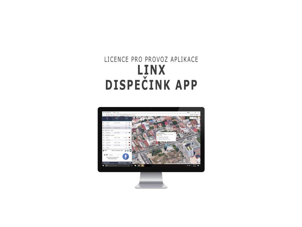 Linx Dispecink APP 1