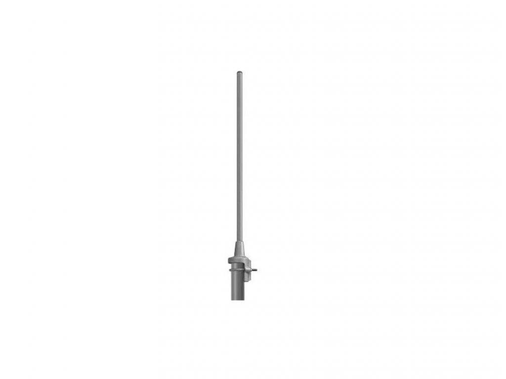 K862232 Základnová anténa 370 - 430 MHz, 0dBd/2,15dBi, 100W, TETRAPOL