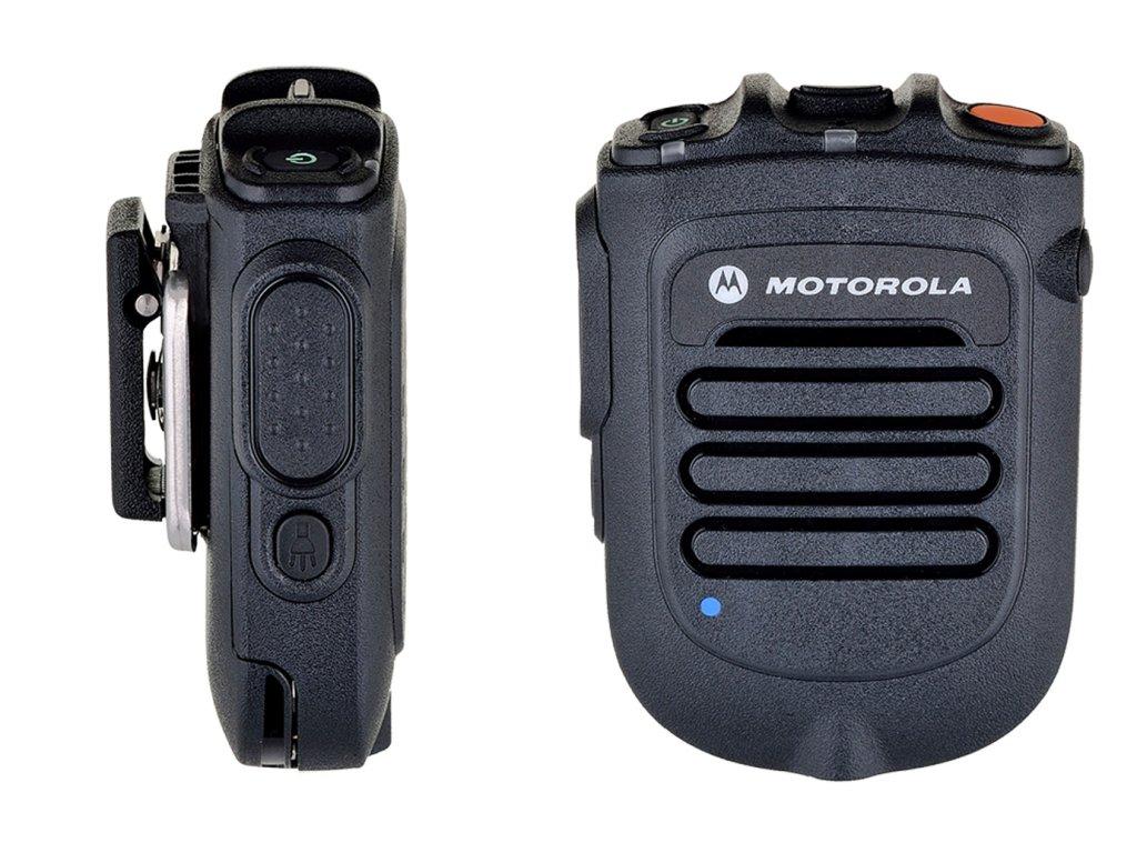 PMMN4096A bezdratovy RSM Motorola 3