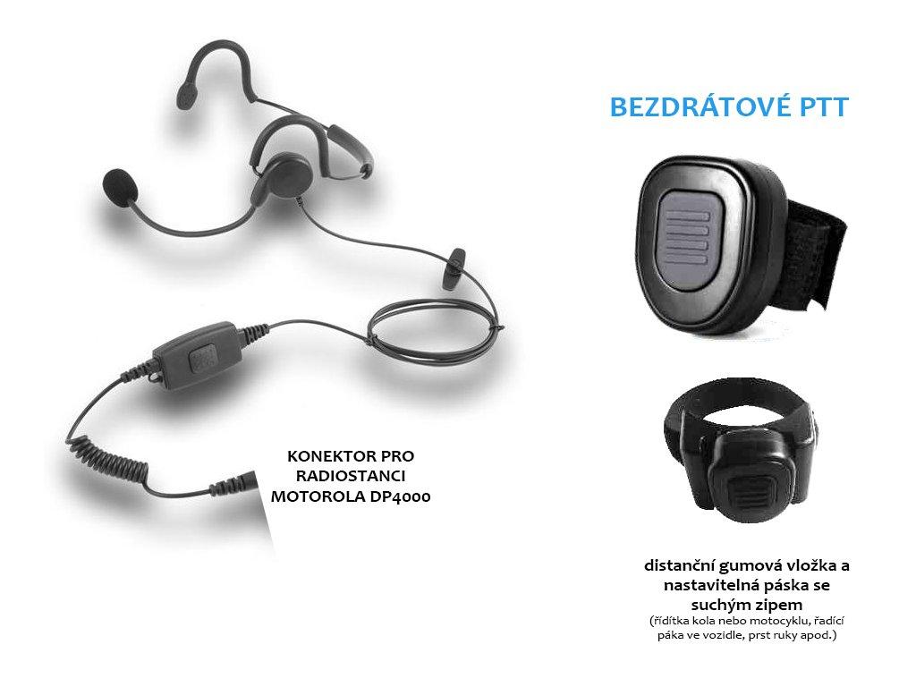 RFN5406 3 Wireless PTT