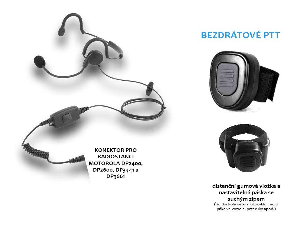 RFNW5406 DP2 Wireless PTT