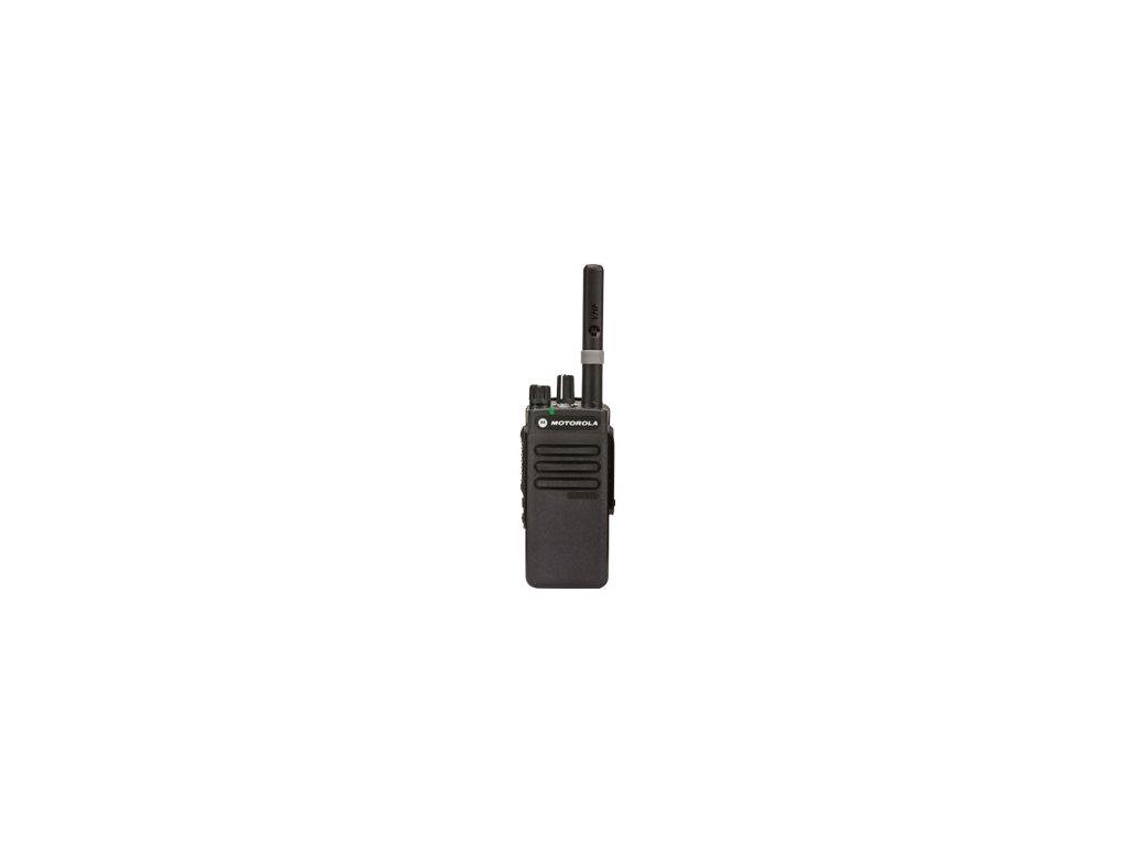 Motorola DP2400E UHF vysílačky 4W DIGITAL a ANALOG I MDH02RDC9VA1AN