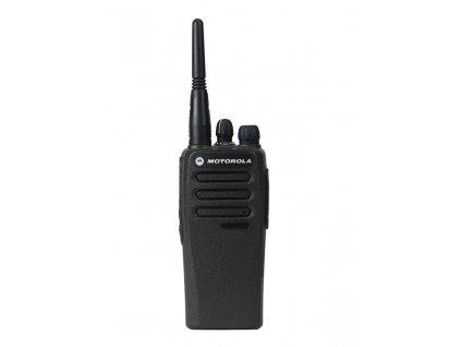 Motorola DP1400 UHF vysílačky 4W ANALOG a DIGITAL I MDH01QDC9JA2AN