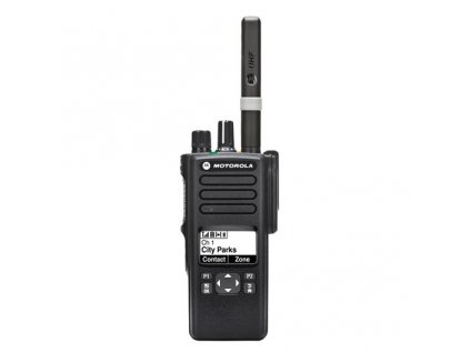 MDH56RDQ9RA1AN Motorola DP4601E UHF 403-527MHz 4W GPS Bluetooth Wi-Fi
