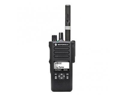 Motorola DP4601E UHF 403-527MHz 5W GPS Bluetooth Wi-Fi