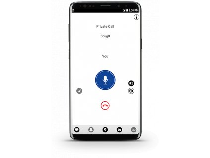 Wave PTX App chytra vysilacka