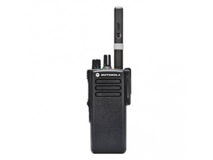 MDH56JDC9RA1AN Motorola DP4401E VHF 136-174MHz 5W GPS Bluetooth Wi-Fi IP68 DIGITAL a ANALOG