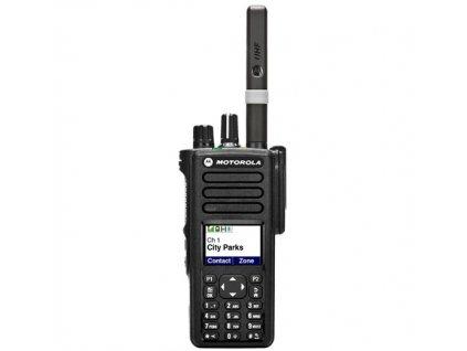 MDH56RDN9RA1AN Motorola DP4801E UHF 403-527MHz 4W GPS Bluetooth Wi-Fi