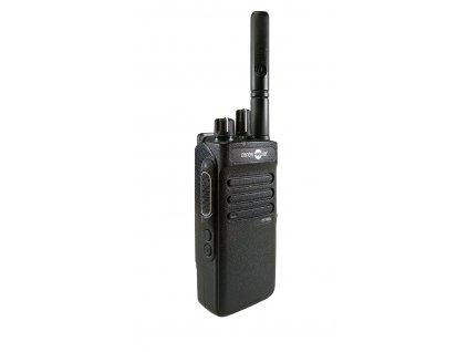 Pronájem vysílaček Motorola DP2400e UHF 4W 16k, DIGITAL a ANALOG