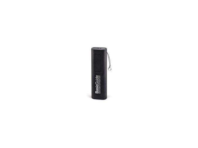 Meder BasicGuide receiver black