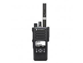 Motorola DP4600E VHF 136-174MHz 5W