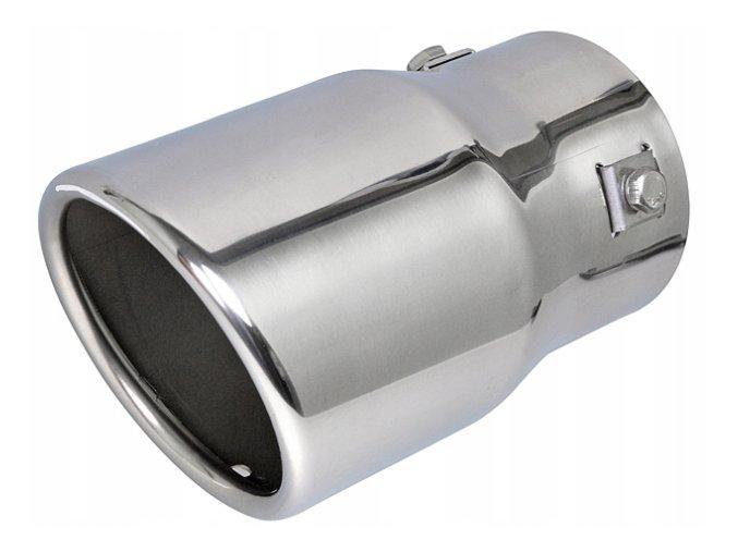 INOX MT007 Koncovka výfuku 150x90mm