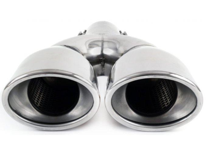INOX 0932MT010 Koncovka výfuku 220x178x67mm dyfuzor BASS
