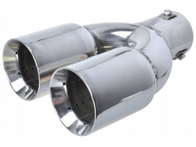 INOX 0956 Koncovka výfuku 230x160x76mm dyfuzor BASS