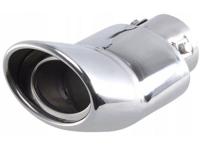INOX MT005 Koncovka výfuku 162x108x70mm diesel