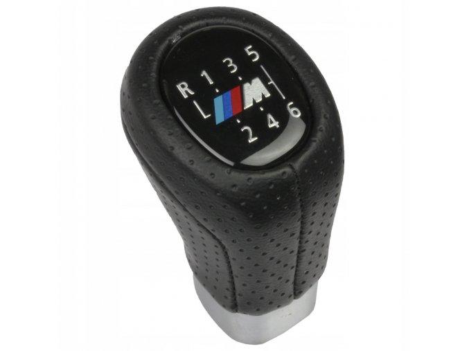 Hlavice řadící páky BMW E87 E90 E91 M paket, 6st.