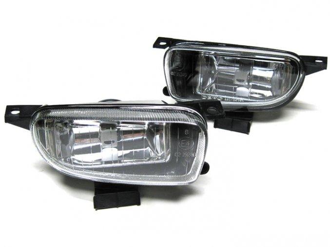 Mlhové světlomety, mlhovky Volkswagen VW T4 (96-03) L+P / SADA