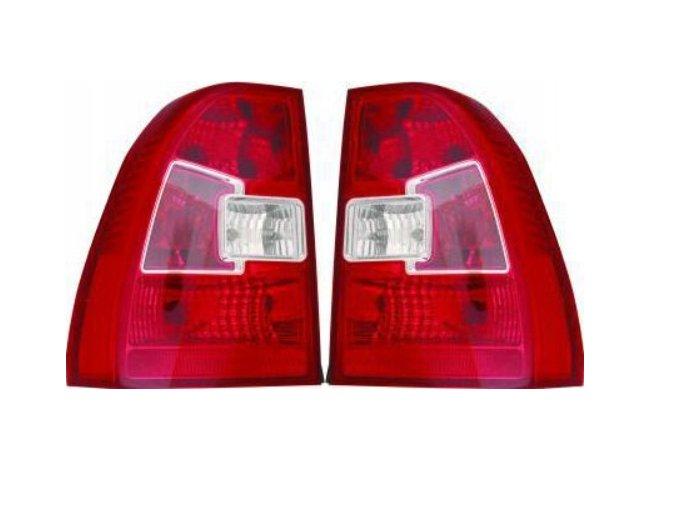 Zadní světlo Kia Sportage II FL (08-10) - PRAVÉ